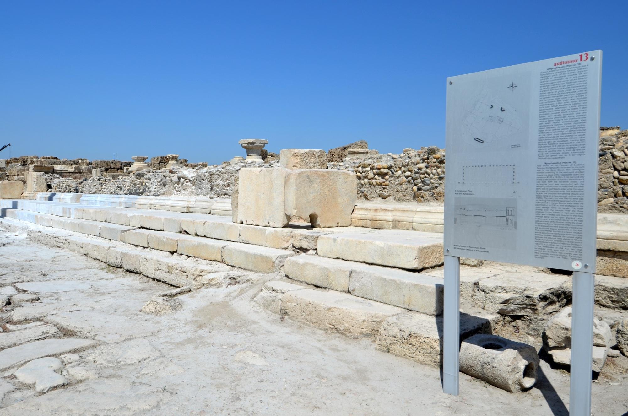 Nimfeum Septymiusza Sewera w Laodycei