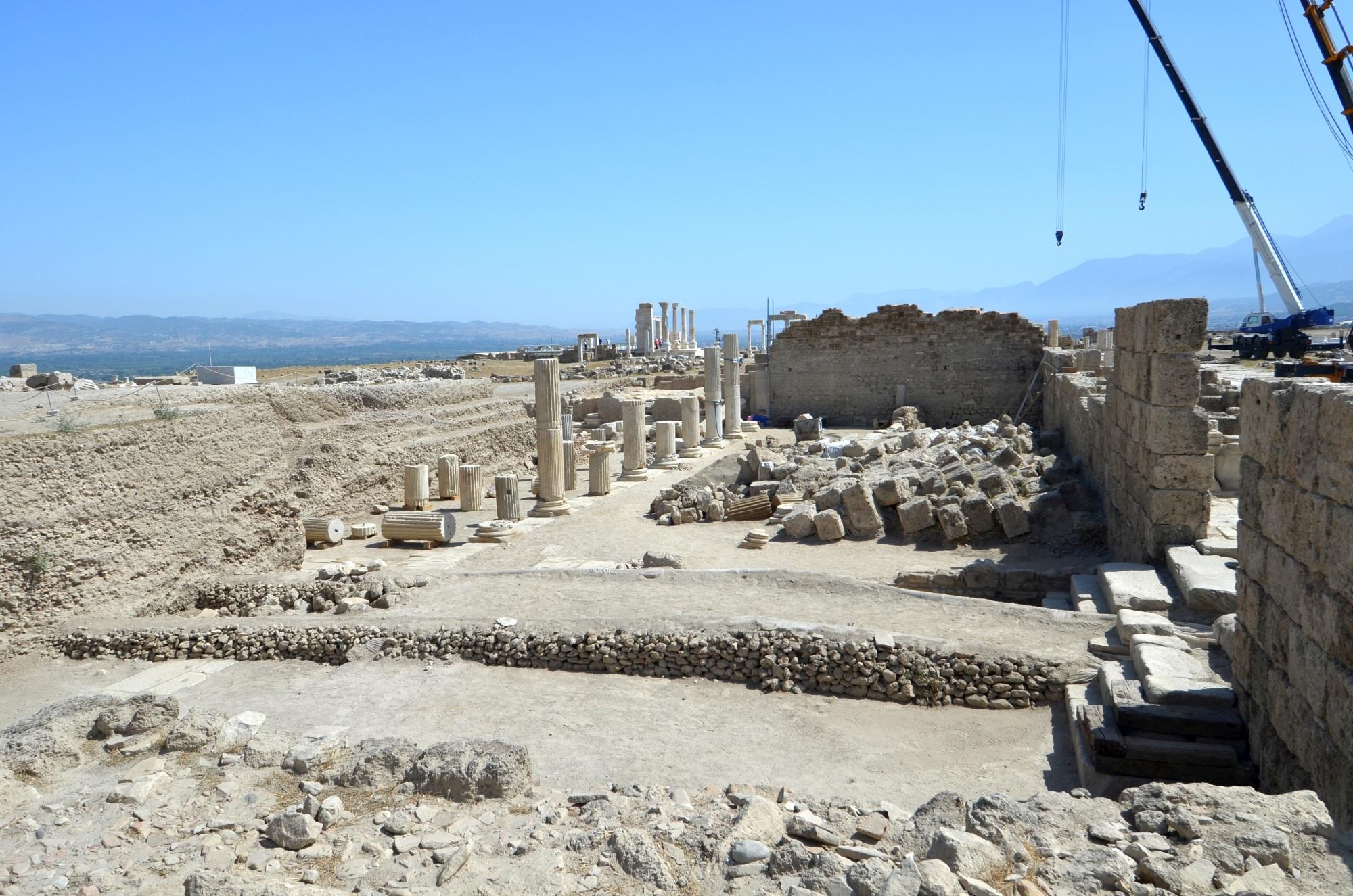 Propylon I w Laodycei