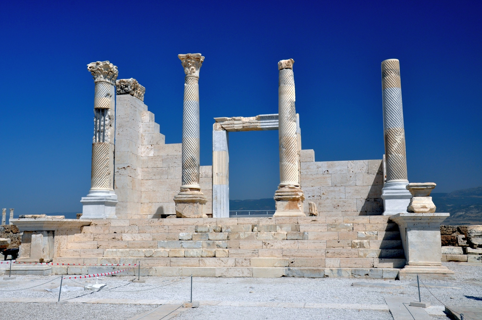 Świątynia A w Laodycei