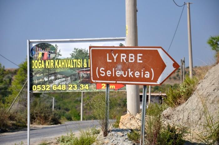 Kierunkowskaz do Lyrbe