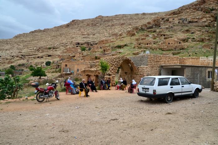 Mieszkańcy Eskihisar
