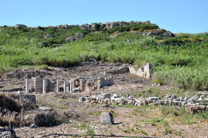 Akropol w Perge