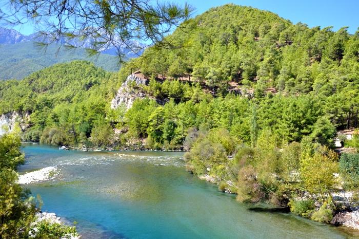 Rzeka Köprüçay
