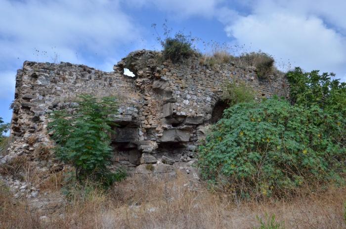 Łaźnie rzymskie przy odeonie w Selinus
