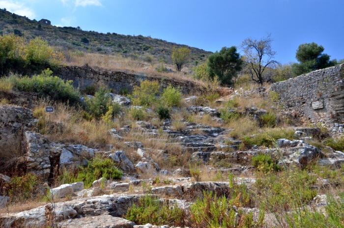 Odsłonięty przez archeologów odeon w Selinus
