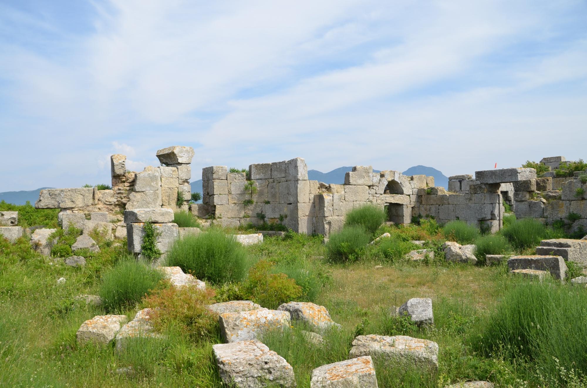 Klasztor Szymona Słupnika Młodszego na Cudownej Górze