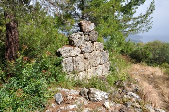 Ruiny miasta Syedra