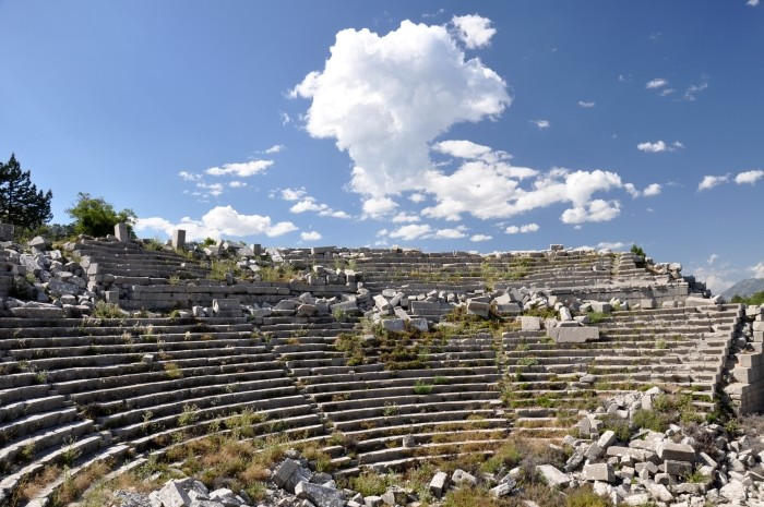 Teatr w Termessos