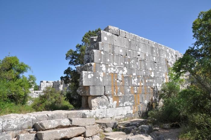 Ruiny antycznego Termessos