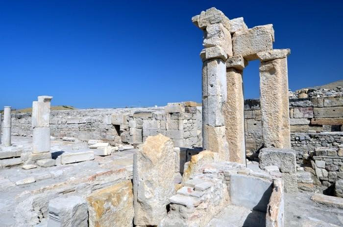 Nimfeum czyli Fontanna Orfeusza w Tripolis