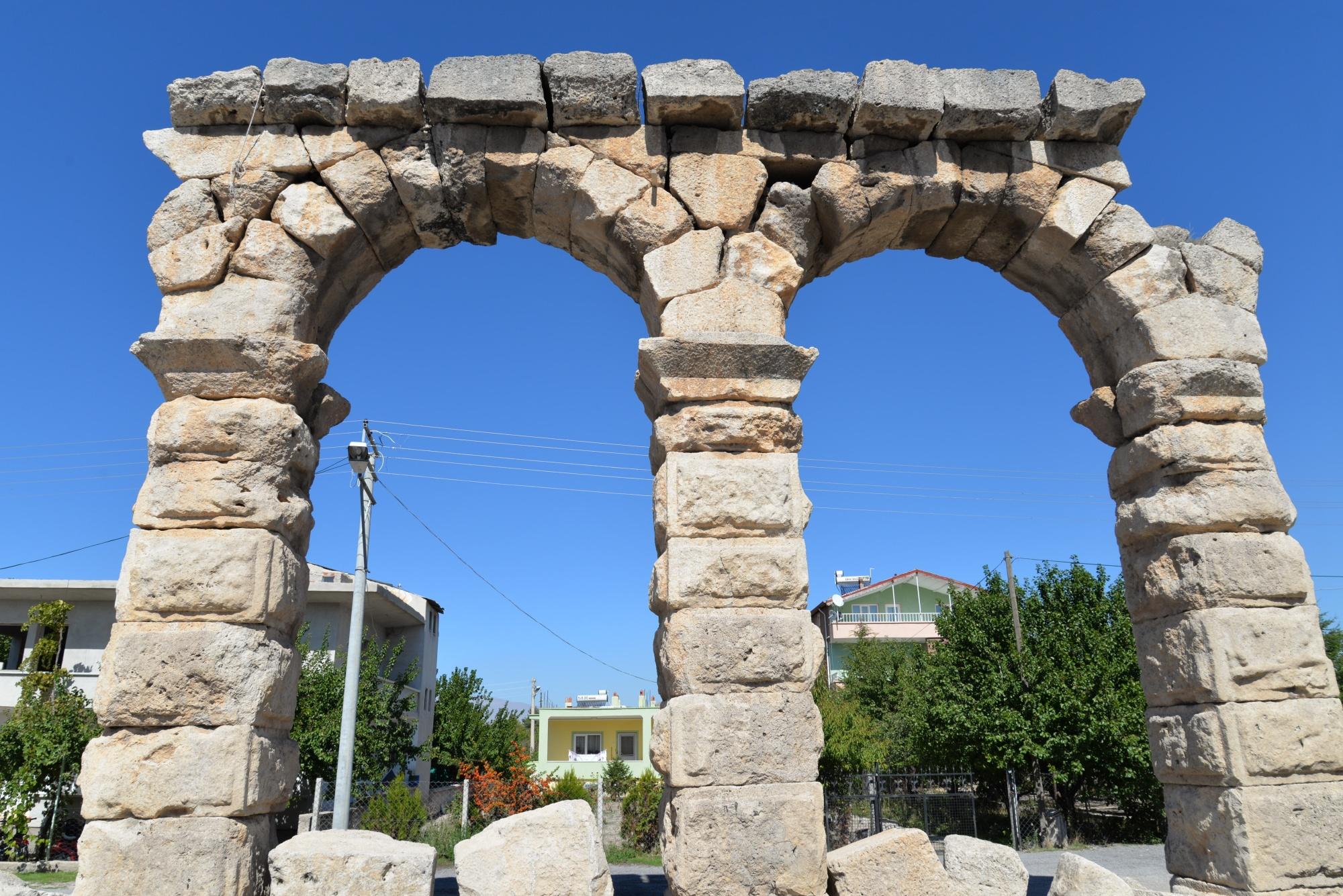 Akwedukt rzymski w Kemerhisar
