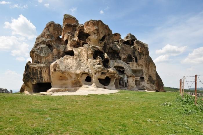 Kırkgöz Kayalıkları