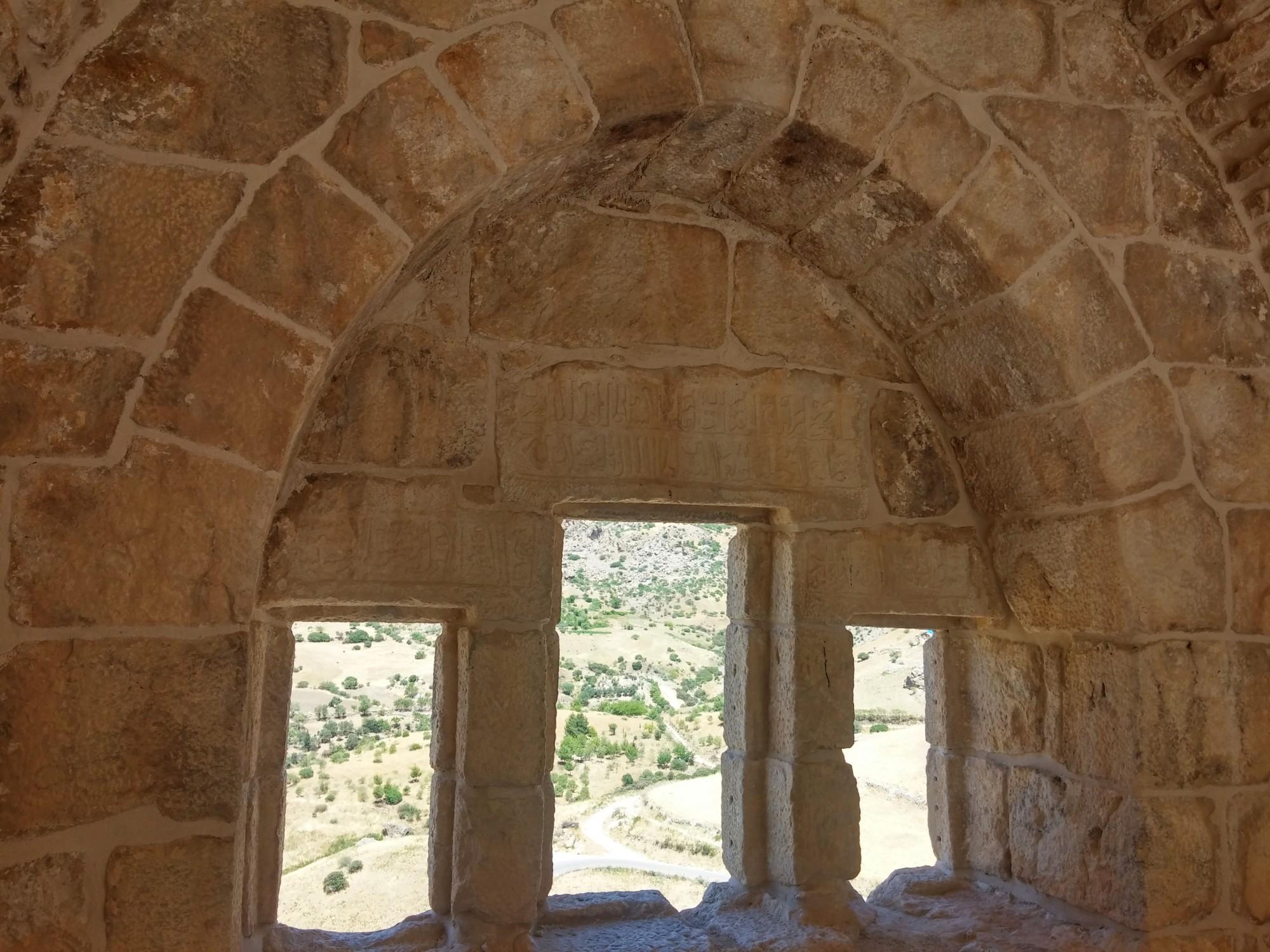 Yeni Kale Fortress in Eski Kahta