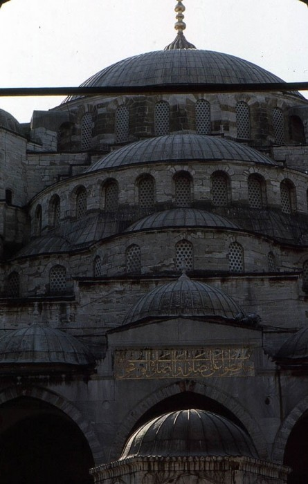 Meczet slajd 1998