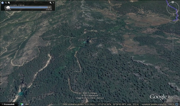 Wodospady Ucan