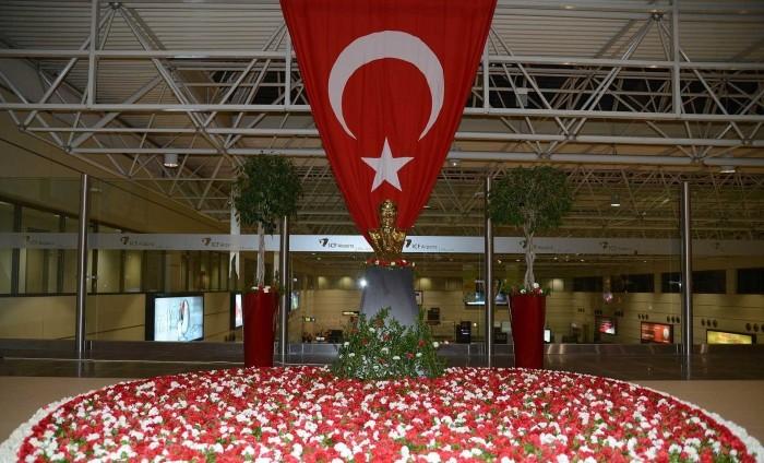 Terminal w Antalyi
