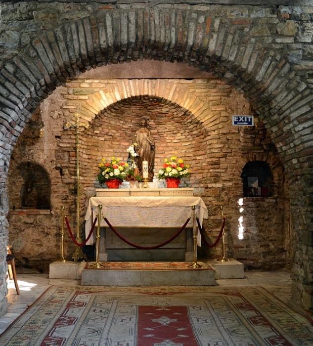 Domek Marii Dziewicy