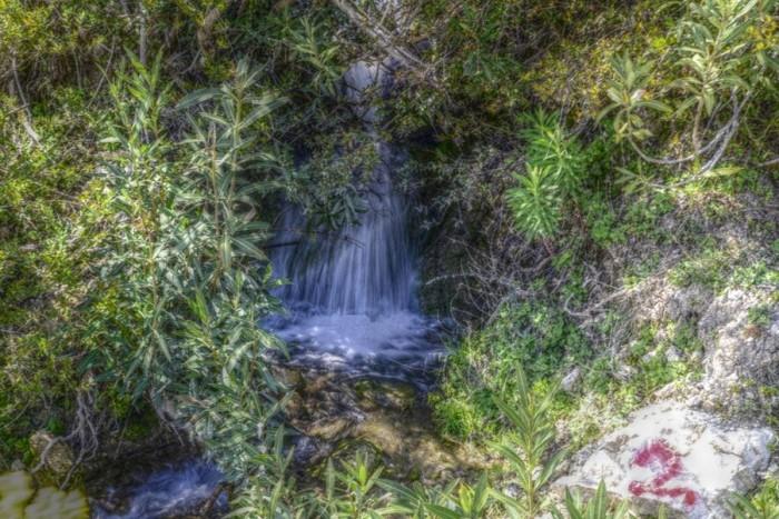 Wodospadziątko