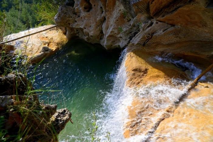 Góra wodospadu Ucan